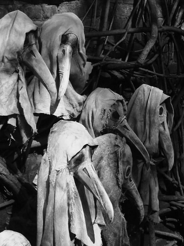 As fotos históricas mais macabras da medicina