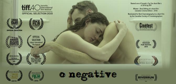 Regra Resenha | O Negative, de Steven McCarthy