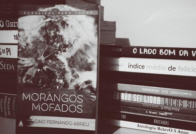 Morangos Mofados - capa | Créditos: Rafaela Manicka