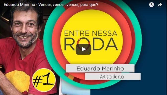 Vídeo do Dia | Eu não quero vencer na vida – Eduardo Marinho