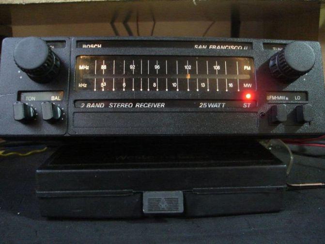 Transmissão de futebol – parte I:  o rádio do Chevette