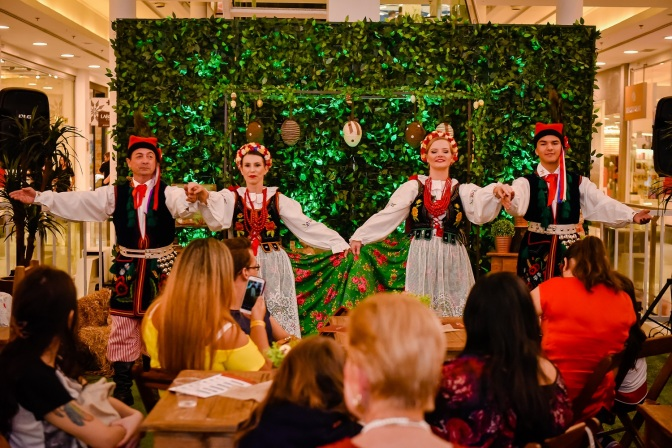 Cultura e gastronomia da Itália, Alemanha e Brasil na última semana da Páscoa Gourmet