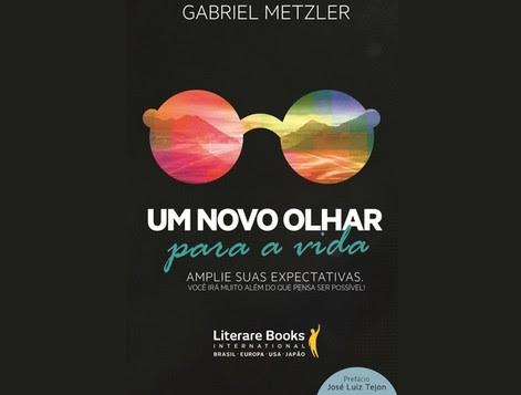 """""""Um novo olhar para a vida"""" é lançado na Livraria Cultura"""