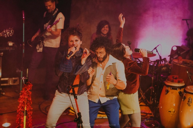 Do soul ao samba: espetáculo apresenta música de adultos para a criançada