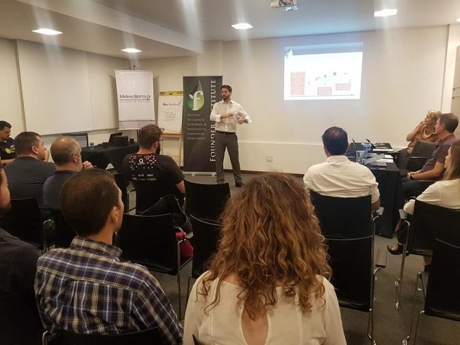 Programa internacional fortalece iniciativas empreendedoras em Curitiba