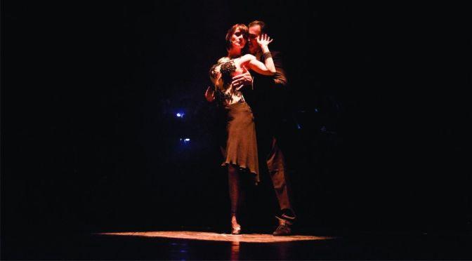 Domingo de tango no Guairinha