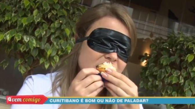 Curitibano é bom de paladar?
