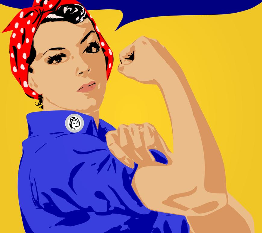 Pequenas vitórias feministas - Kelli Kaddanus
